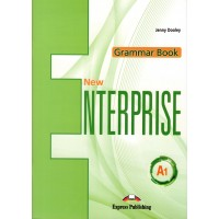 New Enterprise A1 Grammar + DigiBooks App