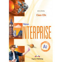 New Enterprise A2 Cl. CDs