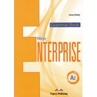 New Enterprise A2 Grammar + DigiBook App