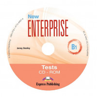 New Enterprise B1 Tests CD-ROM