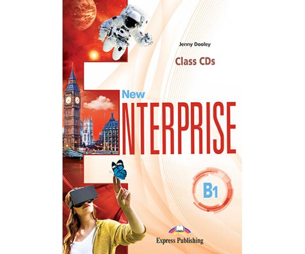 New Enterprise B1 Cl. CDs