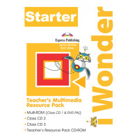 iWonder Starter Teachers Multimedia Resource Pack
