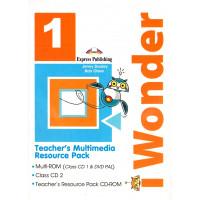 iWonder 1 Teachers Multimedia Resource Pack