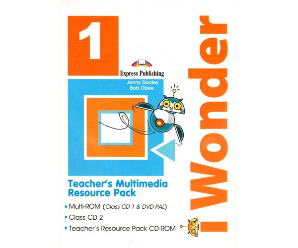 iWonder 1 Teachers Multimedia Resource Pack