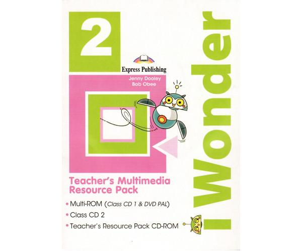 iWonder 2 Teachers Multimedia Resource Pack