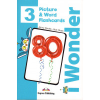 iWonder 3 Picture & Word Flashcards