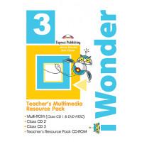 iWonder 3 Teachers Multimedia Resource Pack