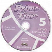 Prime Time 5 TRP CD-ROM