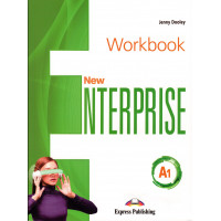 New Enterprise A1 WB + DigiBooks Apps (SB+WB) (pratybos)