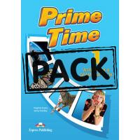 Prime Time 1 WB & Gr. + ieBook & DigiBook App