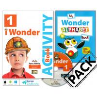 iWonder 1 WB + ieBook, Alphabet Book & DigiBook App