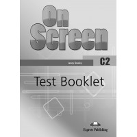 On Screen C2 Test Booklet