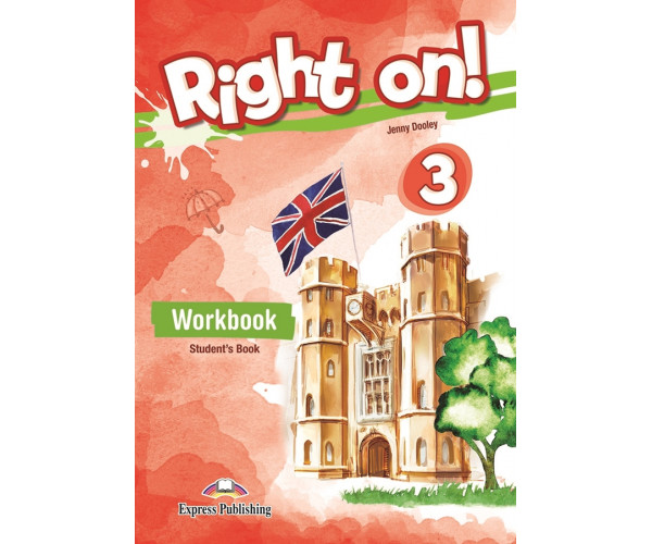 Right On! 3 WB + ieBook & DigiBooks App (pratybos)
