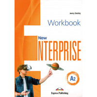 New Enterprise A2 WB + DigiBooks Apps (SB+WB) (pratybos)