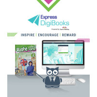 Right On! 2 DigiBooks SB App Code Only