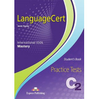 Language Cert Mastery C2 Practice Tests SB + DigiBook App
