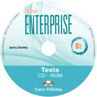 New Enterprise B2 Tests CD-ROM