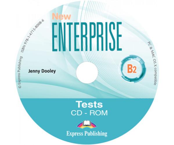 New Enterprise B2 Tests CD-ROM