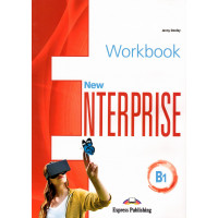 New Enterprise B1 WB + DigiBooks Apps (SB+WB) (pratybos)