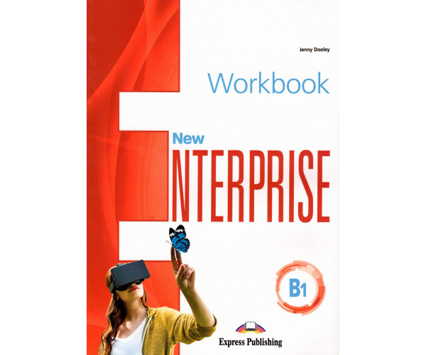New Enterprise B1 WB + DigiBook Apps