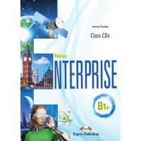 New Enterprise B1+ Cl. CDs