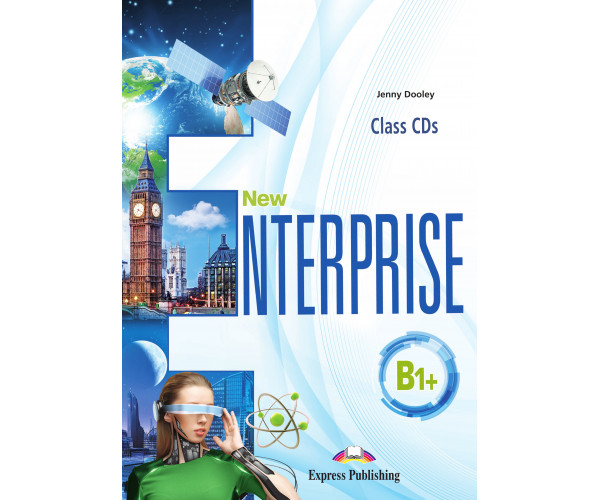 New Enterprise B1+ Cl. CDs