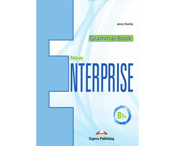 New Enterprise B1+ Grammar + DigiBooks App