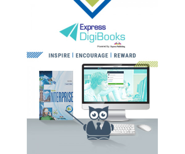 New Enterprise B1+ DigiBooks SB App Code Only