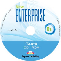 New Enterprise B1+ Tests CD-ROM