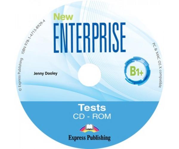 New Enterprise B1+ Tests CD-ROM