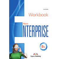 New Enterprise B1+ WB + DigiBooks Apps (SB+WB) (pratybos)