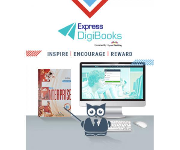 New Enterprise B1 DigiBooks TESTS App Code Only