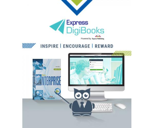 New Enterprise B1+ DigiBooks TESTS App Code Only