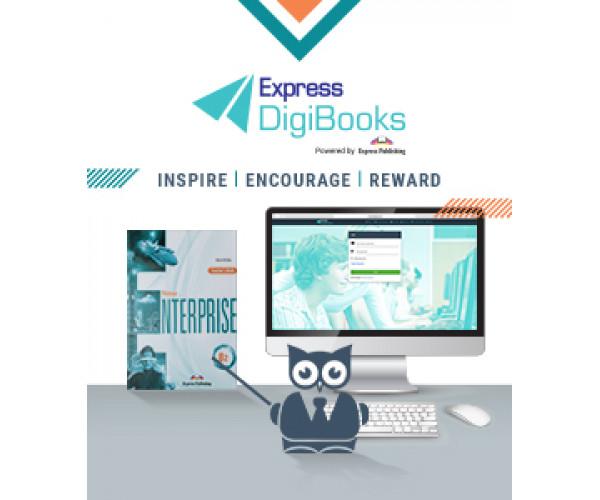 New Enterprise B2 DigiBooks TESTS App Code Only