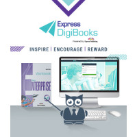 New Enterprise B2+/C1 DigiBooks WB App Code Only