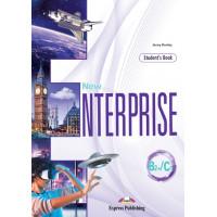 New Enterprise B2+/C1 SB + DigiBooks App (vadovėlis)