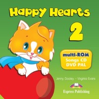 Happy Hearts 2 Multi-ROM (Songs CD/DVD)