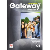 Gateway 2nd Ed. C1 SB Pack