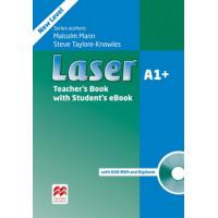 Laser 3rd Ed. A1+ TB + DVD-ROM & eBook