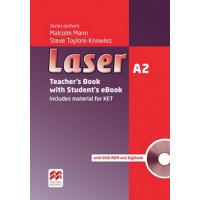 Laser 3rd Ed. A2 TB + DVD-ROM & eBook