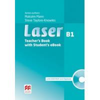 Laser 3rd Ed. B1 TB + DVD-ROM & eBook