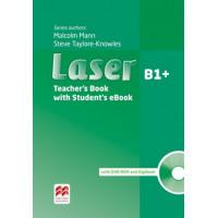 Laser 3rd Ed. B1+ TB + DVD-ROM & eBook