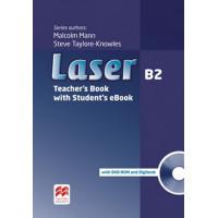 Laser 3rd Ed. B2 TB + DVD-ROM & eBook