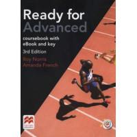 Ready for Advanced 3rd. Ed. SB + Key + MPO & ieBook