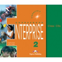 Enterprise 2 Cl. CDs