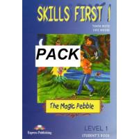 Skills First! The Magic Pebble 1 SB + CD