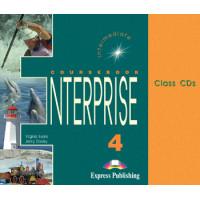 Enterprise 4 Cl. CDs