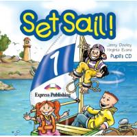 Set Sail! 1 St. CD