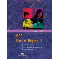 CPE Use of English 1 TB