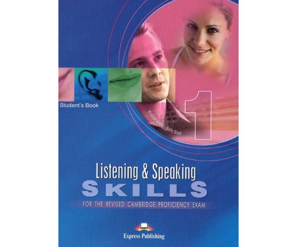CPE Listening & Speaking Skills 1 SB